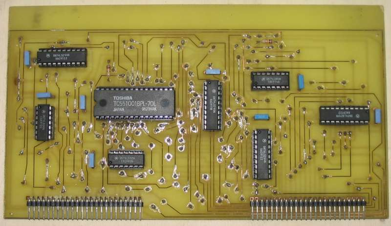 The home of Z80 N E  - Il computer Z80 di Nuova Elettronica