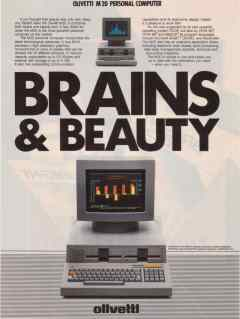 Brains and beauty